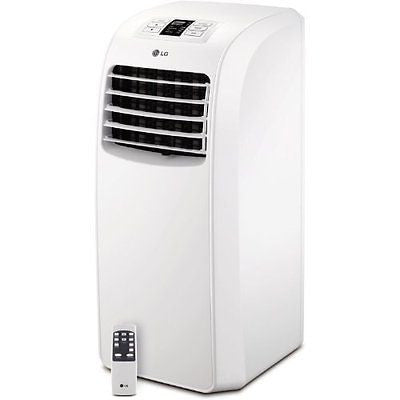 LG Electronics LP0814WNR 115-volt Portable Air Conditioner with Remote Control