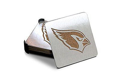 NFL Sportula Products Boasters Stainless Steel Coasters