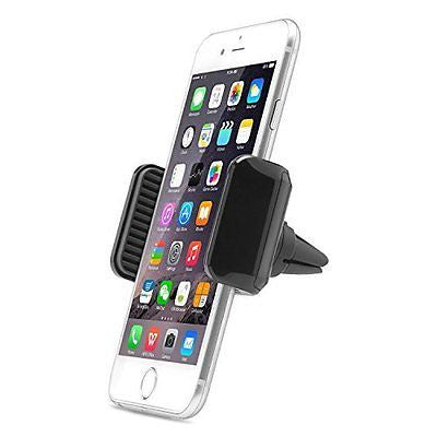 AUKEY Cell Phone Holder with Air Vent Cradle for iPhone 6, 6S, Samsung Galaxy No