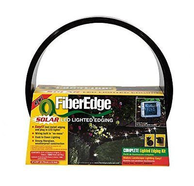 FiberEdge - Solar LED Lighted Fiberglass Edging