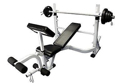Black Commercial Olympic Decline Incline Bench Press KY-KPSOB