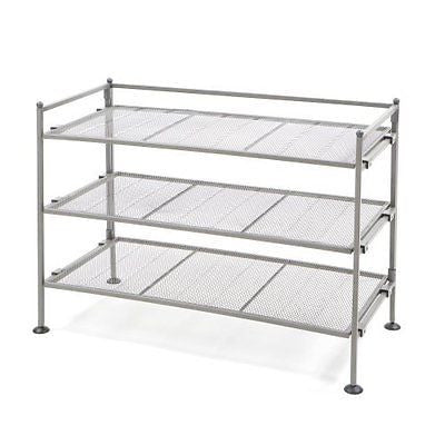 Shoe Rack Organizer Storage Bench Store up to 34 Pairs