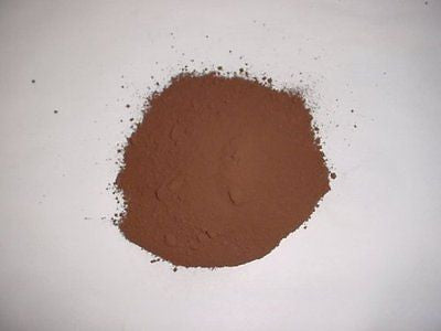1 Lb. CHOCOLATE BROWN Powdered Color for Concrete, Plaster, Cement