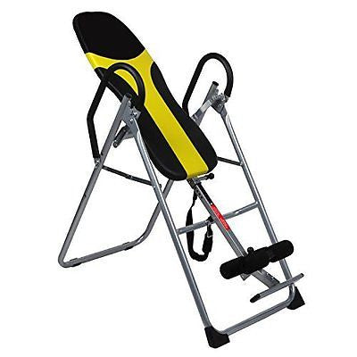 Wakrays Gravity Inversion Table Back Pad Hang Exercise Home Office Gym Fitness
