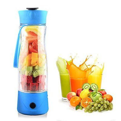 Mini Electric Juicer Protein Shaker Mixer Smoothie Maker Blender