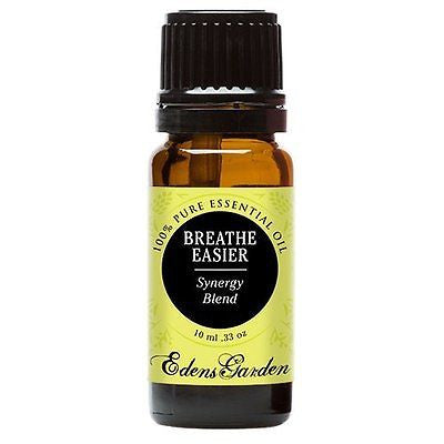 Breathe Easier Synergy Blend Essential Oil by Edens Garden