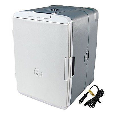 Igloo 40375 Iceless 40-Quart with 110-volt Converter Coolers Silver
