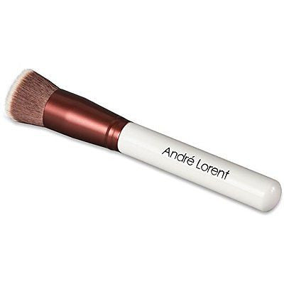 Best Foundation Brush - Luxury Kabuki Vegan Makeup Brush. Fashionable