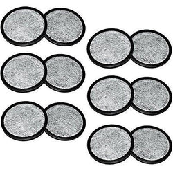 Everyday 12-Replacement Charcoal Water Filters for Machines
