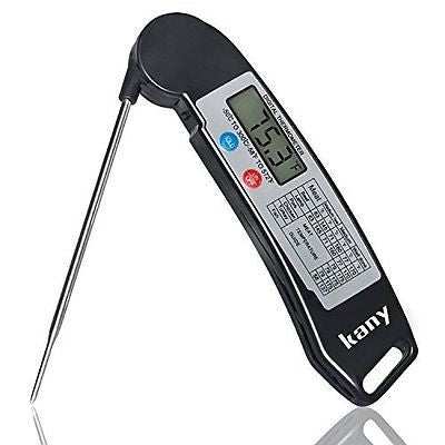 Digital Instant Read Thermometer Kany Electronic Food Thermometer
