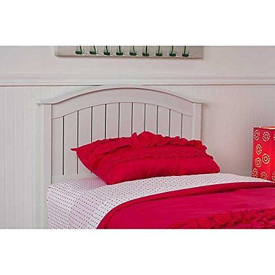 Fashion Bed Group Finley Headboard White Twin