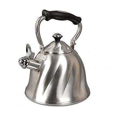 Gibson Alderton 2.3Qt Tea Kettle with Lid 92111.01