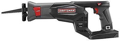Craftsman 19.2 Volt Reciprocating Saw Variable Speed