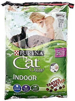 Cat Chow Indoor, 16 Pounds