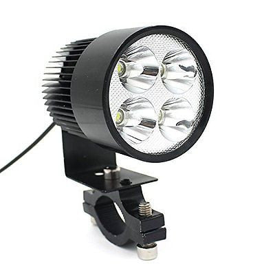 TurnRaise 20W High Power 2000LM Cree Led Motorcycle Headlight Lamp Motorbike