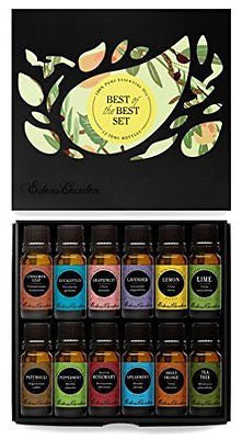 Essential Oil- Beginners Best of the Best Aromatherapy Gift Set