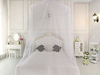 MOSQUITO NET BED CANOPY | 2 Openings