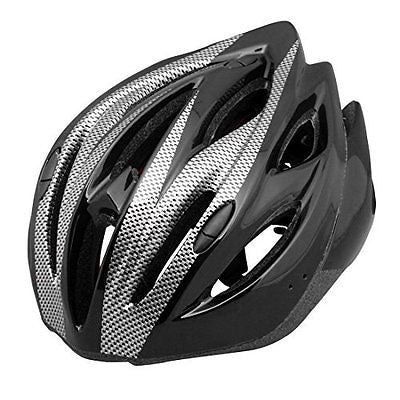 Cycle Helmet Lightweight 58 - 61cm Head Circumference with Detachable Visor
