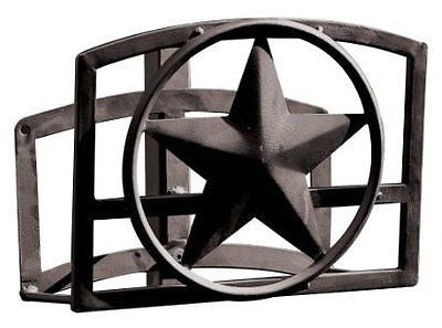 Panacea Products Star Hose Hanger Black