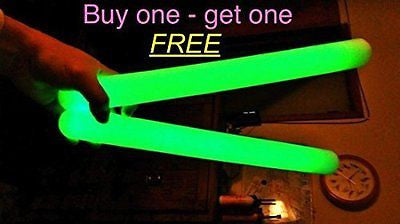*STOP* HERE IT IS! The world's BIGGEST Glow Stick! A MUST-HAVE for concerts