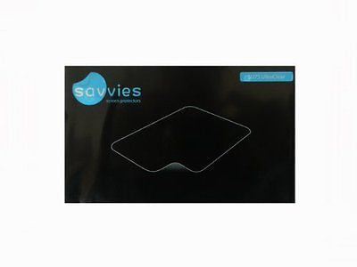 6x Savvies Ultra-Clear Screen Protector for Lowrance HDS-7 Fishfinder
