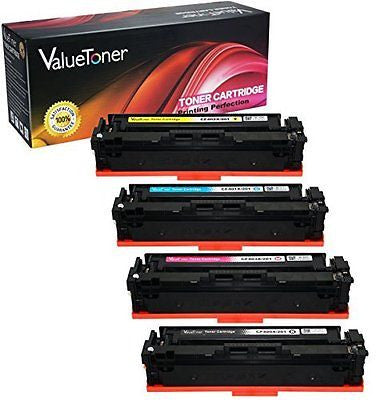 ValueToner Compatible Toner Cartridge Replacement for Hewlett Packard HP 201X