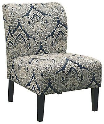 Signature Design by Ashley 5330360 Contemporary Accent Chair Sapphire