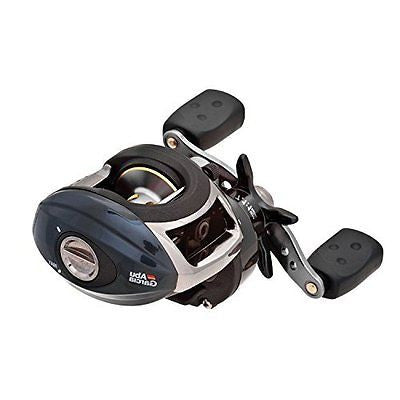Abu Garcia Left Hand Retrieve Pro Max Low Profile Baitcast Reel