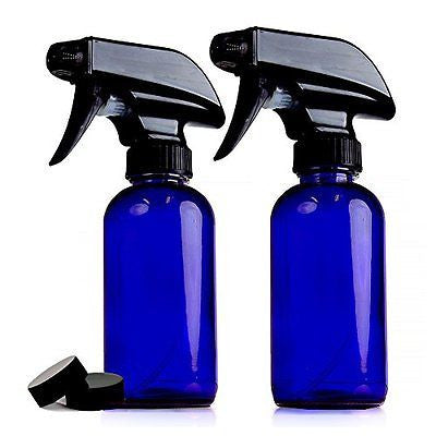 ChefLand (2 Pack) Glass Spray Bottles for Multi-purpose Use Such As Kitchen