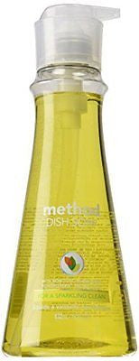Method Dish Soap Pump - 18 oz - Lemon Mint