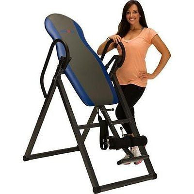Ironman Essex 990 Inversion Table Can Help Relieve Back Pain And Stress