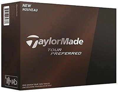 2015 TaylorMade Tour Preferred Golf Balls