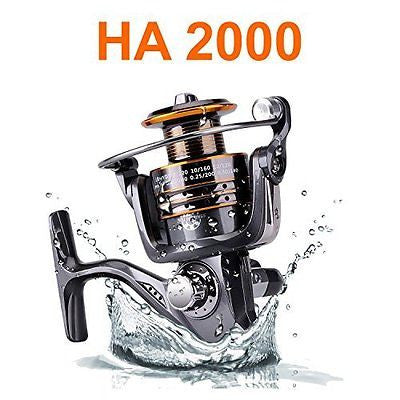 PLUSINNO? HongYing Series Fishing Reels Spinning Freshwater Saltwater