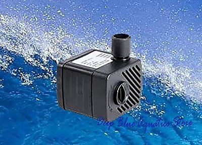 Perfect New Fish Tank Aquarium 80 GPH Submersible Pump Powerhead Fountain Water