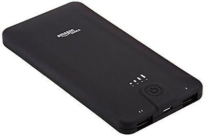 AmazonBasics Portable Power Bank - 16100 mAh