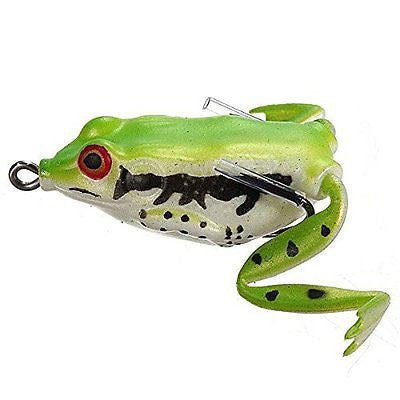 Crankbaits Tackle Baits Ray Frog Fishing Lures Freshwater Bass 40mm