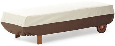 AmazonBasics Chaise Lounge Patio Cover