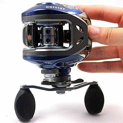 US Newest 10+ 1 11BB 6.3:1 Right Hand Baitcasting Fishing Reel Bait Casting
