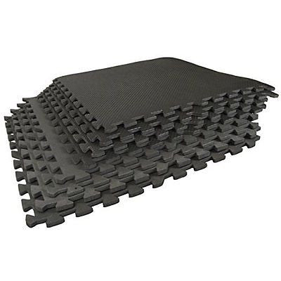 Best Step Interlocking Anti-Fatigue Flooring Tiles Great for Home Gyms
