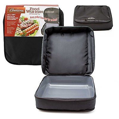 Insulated Food Carrier Keeps Food Warm For Up To One Hour