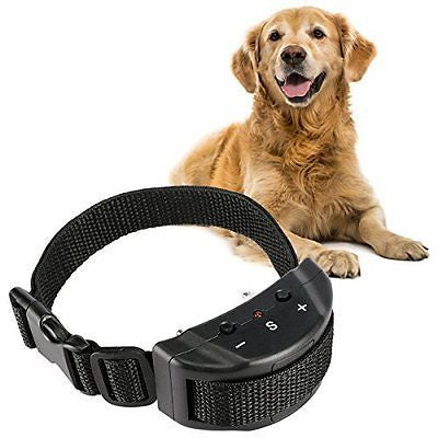 Ikoo No Bark Collar Training Device,Electric Shock Anti Dog Bark Contorl