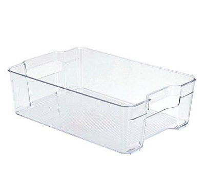 Stackable Storage Bin Basket Stackable Food Container
