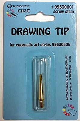 Encaustic Art Replacement Drawing Tip for Encaustic Art Stylus 99530506