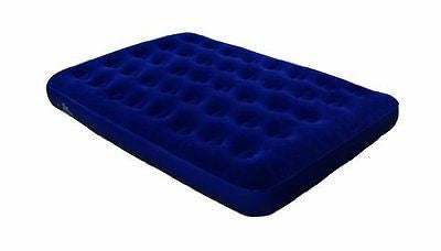 North Gear Super Flocked Fleece Double/Full Air Bed Mattress