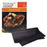 BBQ Grill Mats 100% Non-stick easy to clean and reusable 15.75 x 13""