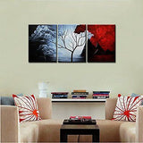 Modern Abstract Painting  12x16inch 3pcs/set Stretched