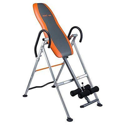 Innova Fitness IT 9300 Deluxe Inversion Table with Padded Backrest