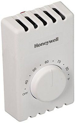 Honeywell CT410B Manual 4 Wire Premium Baseboard/Line Volt Thermostat