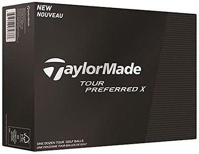 2015 TaylorMade Tour Preferred X Golf Balls