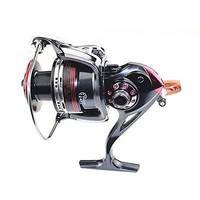 Happy Hours? High Speed 12+1 Ball Bearing Saltwater/Freshwater Fishing Spinning